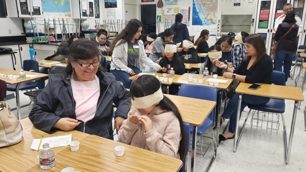 Senses and Smell STEM Discovery Day